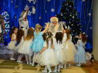 Новогодние праздники в нашем детском саду