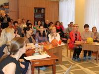 Методическое объединение старших воспитателей ДОУ г.Симферополя